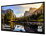 SunBriteTV Outdoor 75-Inch Veranda 4K Ultra HD LED TV - SB-7574UHD-BL Black