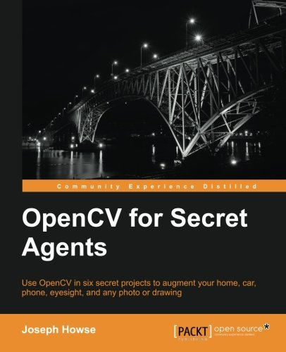 OpenCV for Secret Agents