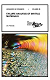 img - for Failure Analysis of Brittle Materials: Advances in Ceramics book / textbook / text book