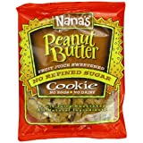 Nana's Peanut Butter Cookies, 3.5-Ounce Packages (Pack of 12) by Nana's