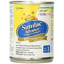 Similac Omega Ready to Feed, 235mL, 12-Pack