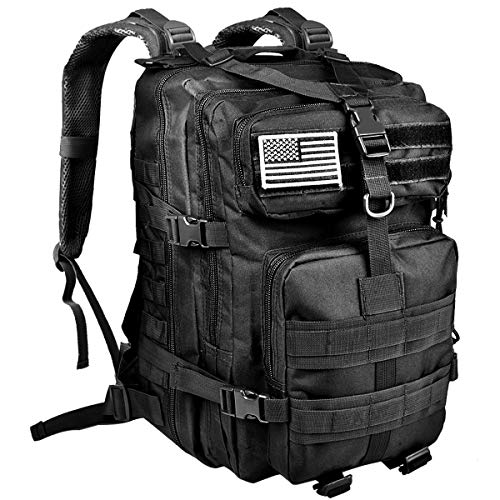 f10cce0553 NOOLA 40L Military Tactical Army Backpack 3 Day Pack Molle Bug Out Bag  Backpack Rucksacks for