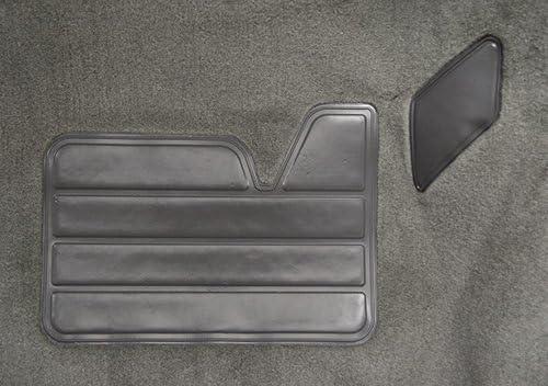 4 Door ACC Replacement Carpet Kit for 2000 to 2006 Chevrolet Tahoe 8075-Medium Grey Plush Cut Pile Complete Kit