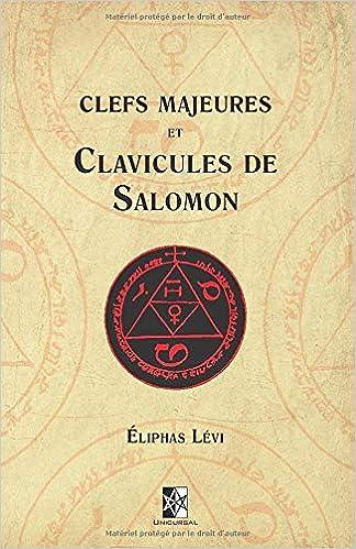 CLAVICULES SALOMON GRATUIT TÉLÉCHARGER DE LES