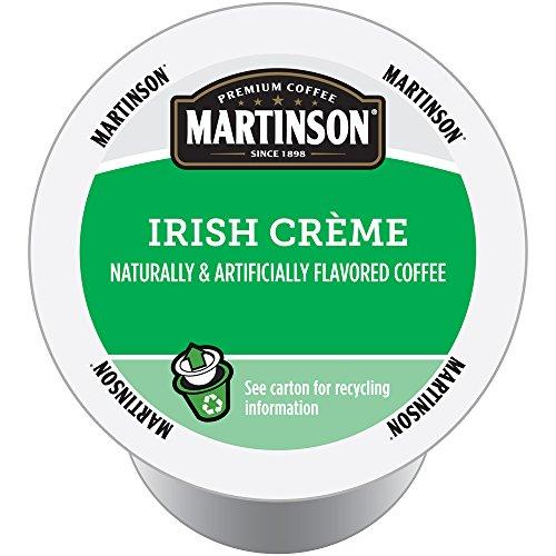 Martinson Joe's Coffee, Irish Creme, 24 Individual Serve RealCups