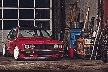 Amazon.com: makeuseof C180 b-m-w M3 E30 Rojo Supercar Auto ...