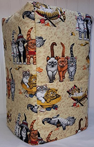 Beach Cats Bread Machine Cover (All Beach Cats)
