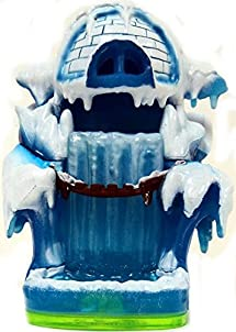 Skylanders Spyros Adventure - Empire of Ice location only (Loose, Includes Card and Code)