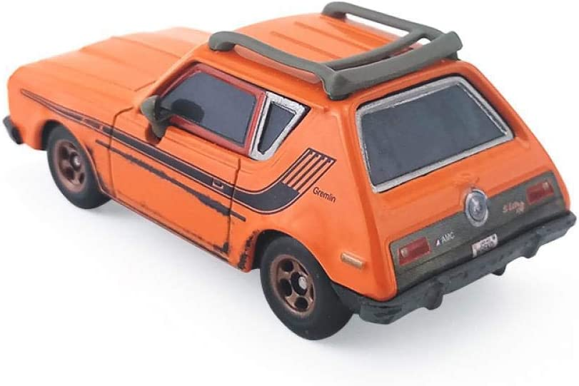Pixar Cars 2 Grem Metal Diecast Toy Car 1:55 Loose in Stock /& Free Shipping