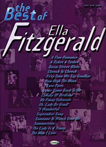 Ella Fitzgerald Best of (Pvg) (Anglais) Broché – 12 avril 2005 Ella (Ar Fitzgerald Carisch Musicom 8850706774 ML2430