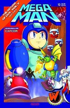 Download Mega Man #12 pdf