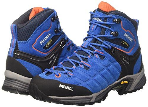 Meindl orange Botas Senderismo cobalt 3046 De Azul Mujer rrwB70q