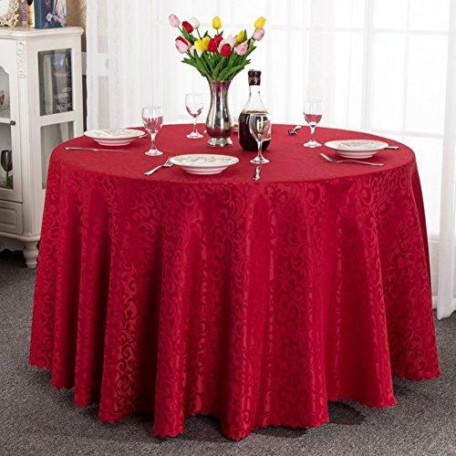 DIDIDD High-End European-Style Wallpaper Table Cloth Luxury Luxury Fabric Table Cloth Table Cloth,G,140x180cm(55x71inch)