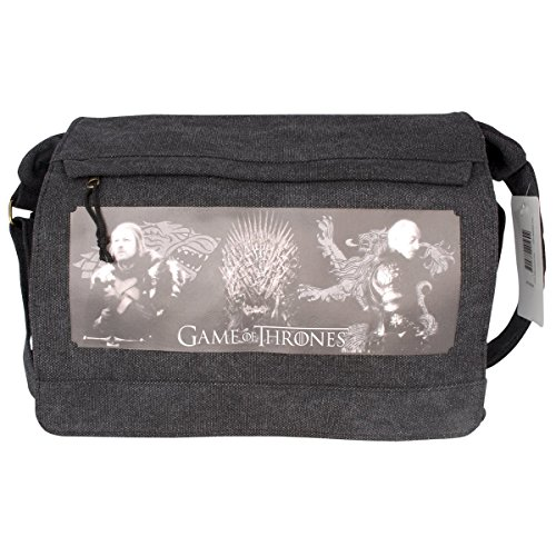 "AbyStyle - Sac Besace - Game of Thrones - ""Eddard & Tywin"" Grand Format - 3700789205692"