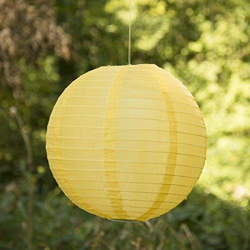 12-in-Pastel-Yellow-Nylon-Lantern