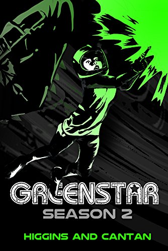 Book cover image for Greenstar Season 2 (A Josie Stein Comedy)