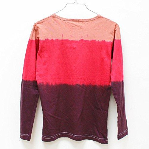 TRAZITA - Camiseta sin mangas - kimono - para mujer Rojo