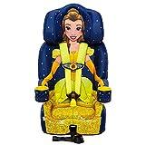 KidsEmbrace 2-in-1 Harness Booster Car Seat, Disney Princess Belle