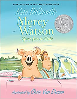 bf86f665f7c Amazon.com  Mercy Watson Goes for a Ride (9780763645052)  Kate DiCamillo