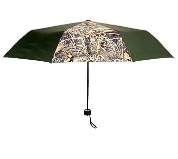 GOLAEkh,Camuflaje paraguas malezas patrón anti-ultravioleta de alta calidad paraguas de tela los
