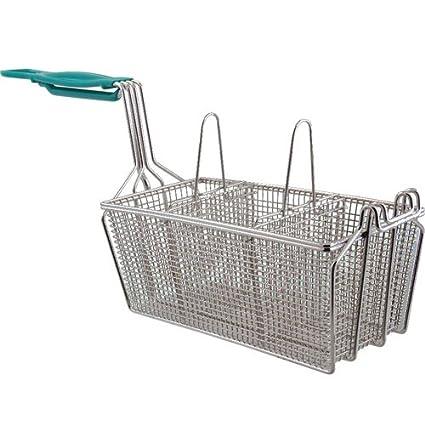 3849f0e5872 Amazon.com: Basket Border Fryer Basket Divider (6-½