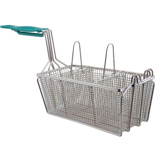 Basket BorderFryer Basket Divider (6-1/2'' x 6'') by Franklin Machine Product (Image #2)