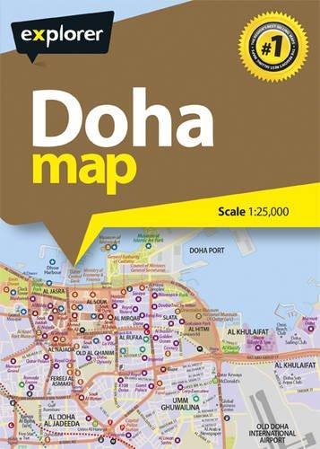 Doha City Map (Explorer City Maps)...