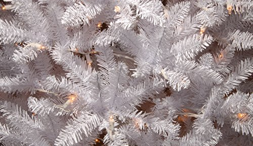 Buy white artificial christmas tree