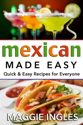 Mexican Made Easy by [Ingles, Maggie]