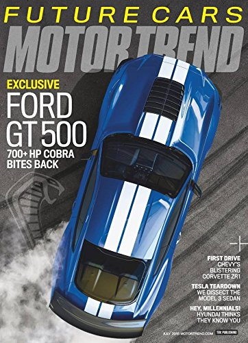 Motor Trend Car And Driver