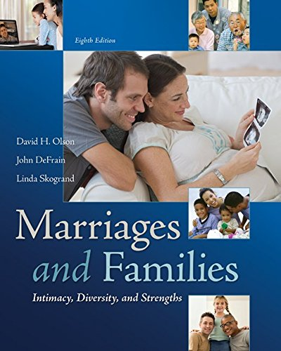 Marriages And Families Pkg W Connect