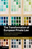 The Transformation of European Private Law, , 1107038804