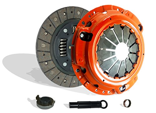 Clutch Kit Works With Honda Accord Ex Dx Special Edition Value Coupe 2-Door Sedan 4-Door 2003-2007 2.4L l4 GAS DOHC Naturally Aspirated (Stage 1)