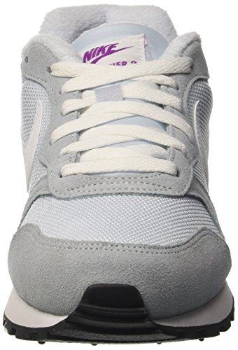Nike 749869-401 - Zapatillas de deporte Mujer Azul (Blue Tint / White-Hyper Violet)