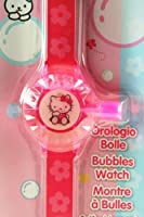 Hello Kitty - Montre Bulles de Savon