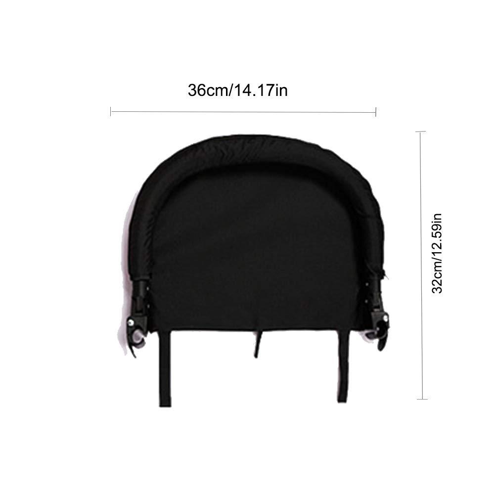 Samber Baby StrollerFootrest BabyStrollerArmrestFootSupportStrollerwithUmbrellaAccessoriesExtendedBoosterSeatFootrestBabyStrollerAccessories Feet Extension Infant Pram Foot Board by Samber