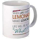 CafePress Modern Family Phil's Osophy Lemonade Mug Unique Coffee Mug, Coffee Cup
