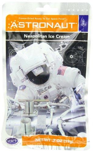 American Outdoor Products Astronaut Neapolitan Ice Cream, .7 oz.,  (Pack of 12) by American Outdoor Products