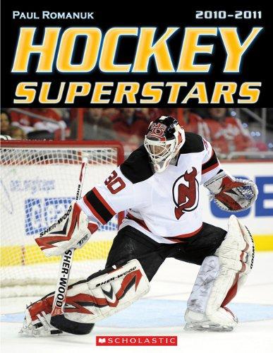 Read Online Hockey Superstars 2010-2011 ebook