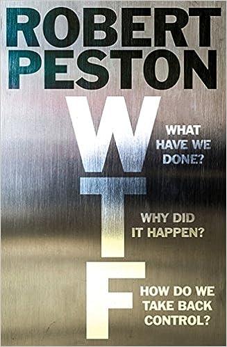 Image result for wtf robert peston
