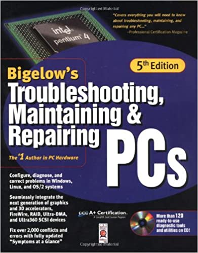 Amazon troubleshooting maintaining repairing pcs troubleshooting maintaining repairing pcs 5th edition fandeluxe Images