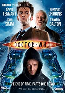 Dr. Who Pt1/2 End of Time