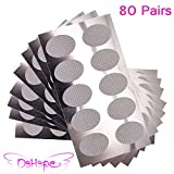 Invisible Earring Support Patches Protect Ear-Lobes Against Tearing (160 Patches)