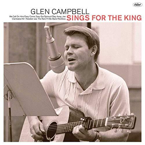 Glen Sings For The King (Elvis Sings The Wonderful World Of Christmas)