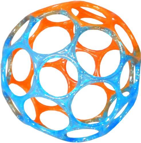 O'ball オーボール ジェリー オレンジ/ブルー (81165) by Kids II