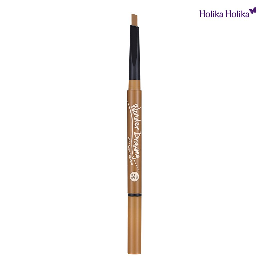 Amazon Holika Holika Wonder Drawing Auto Eyebrow 01 Gray