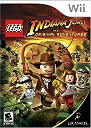Lego Indiana Jones - Wii Standard Edition