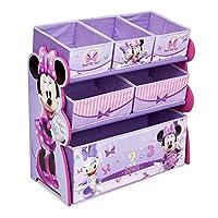 Multi-Bin organizador de juguetes, Disney Minnie Mouse
