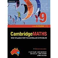 Cambridge Mathematics NSW Syllabus for the Australian Curriculum Year 9 5.1, 5.2 and 5.3