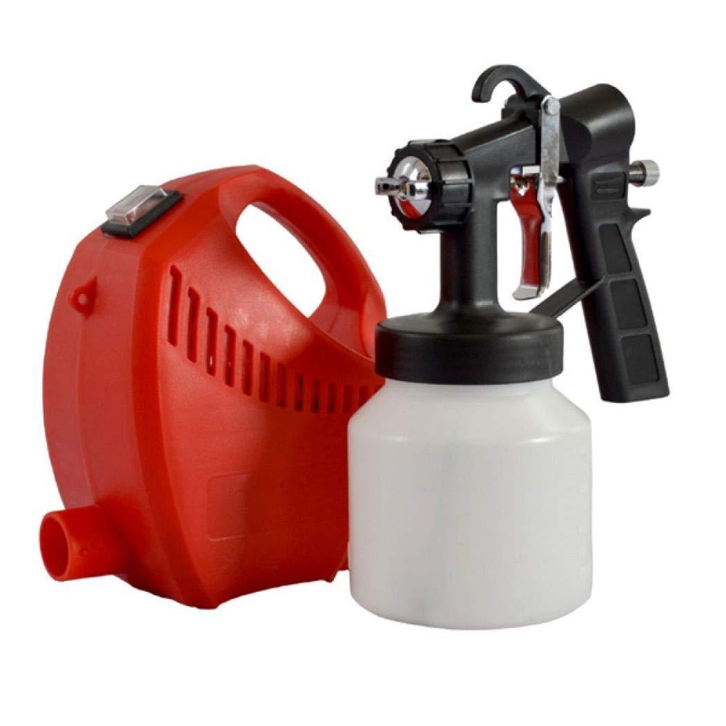 HeroicTM Paint Zoom Plastic Electric Portable Spray Painting Machine Set (Red) (B07SZDYQ1B) Amazon Price History, Amazon Price Tracker